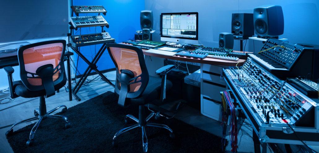 scuola di musica elettronica